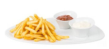 Produktbild Steakhouse Pommes